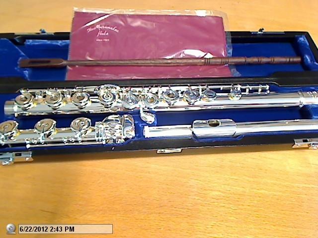 Amstelveen Flute restoration