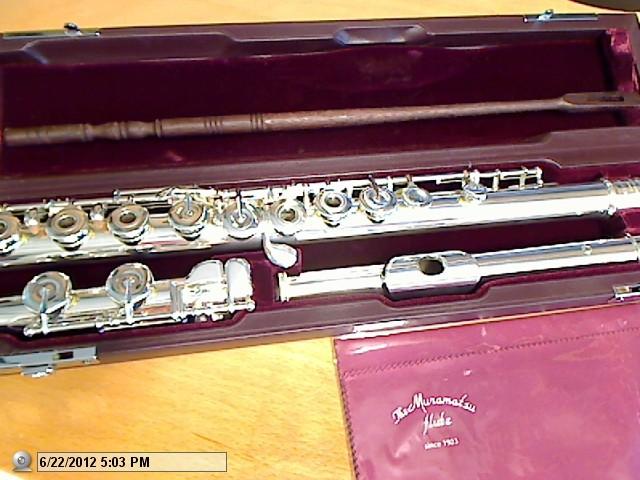 Restored flute work dagan