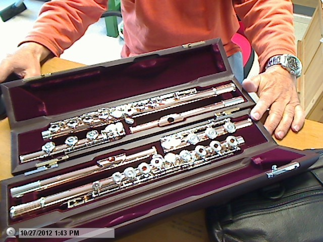 Amstelveen flute workshop