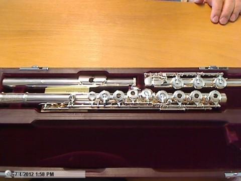 flute restoring