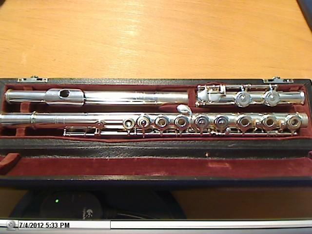 Piccolo box repaired Muramatsu