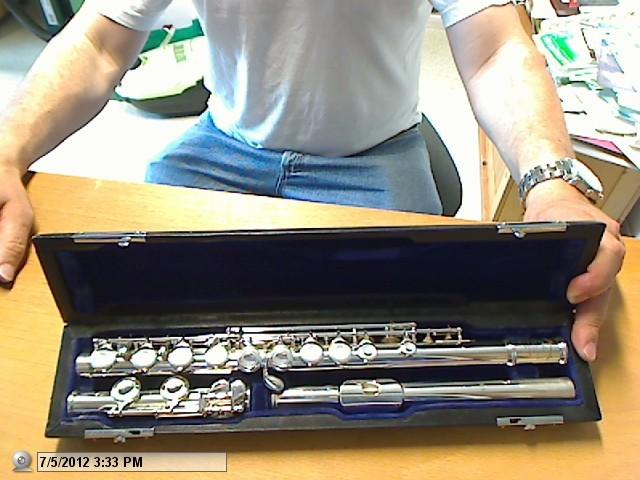 flute burkart faulisi