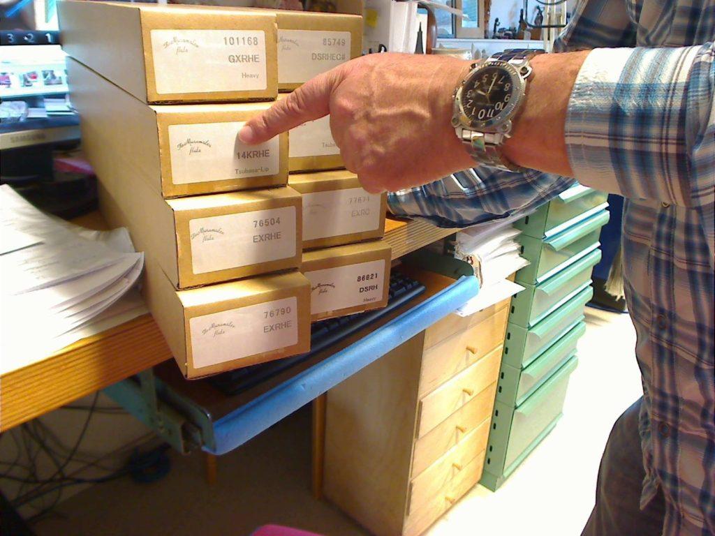 dagan shipping receiving