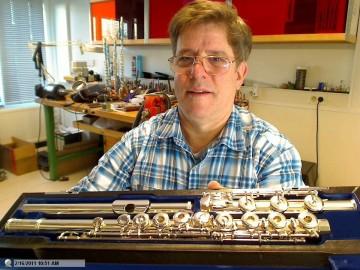 yizhar restores flutes