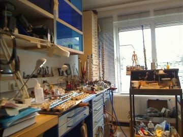yizhar atelier workshop dagan
